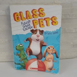 3/$12 Books | Class Pets - Fuzzy's Great Escape